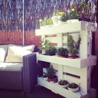 DIY Pallet Planter and Pot Holders  101 Pallets