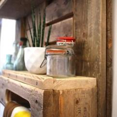 Hanging Chair Installation Ergonomic In Australia Diy Pallet Wood Kitchen Shelf- Wall Unit – 101 Pallets