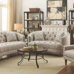 Discount Living Room Sets Free Shipping Decorating Ideas Pinterest Coaster Avonlea Stone Grey Set Collection 15 Setmedia Image