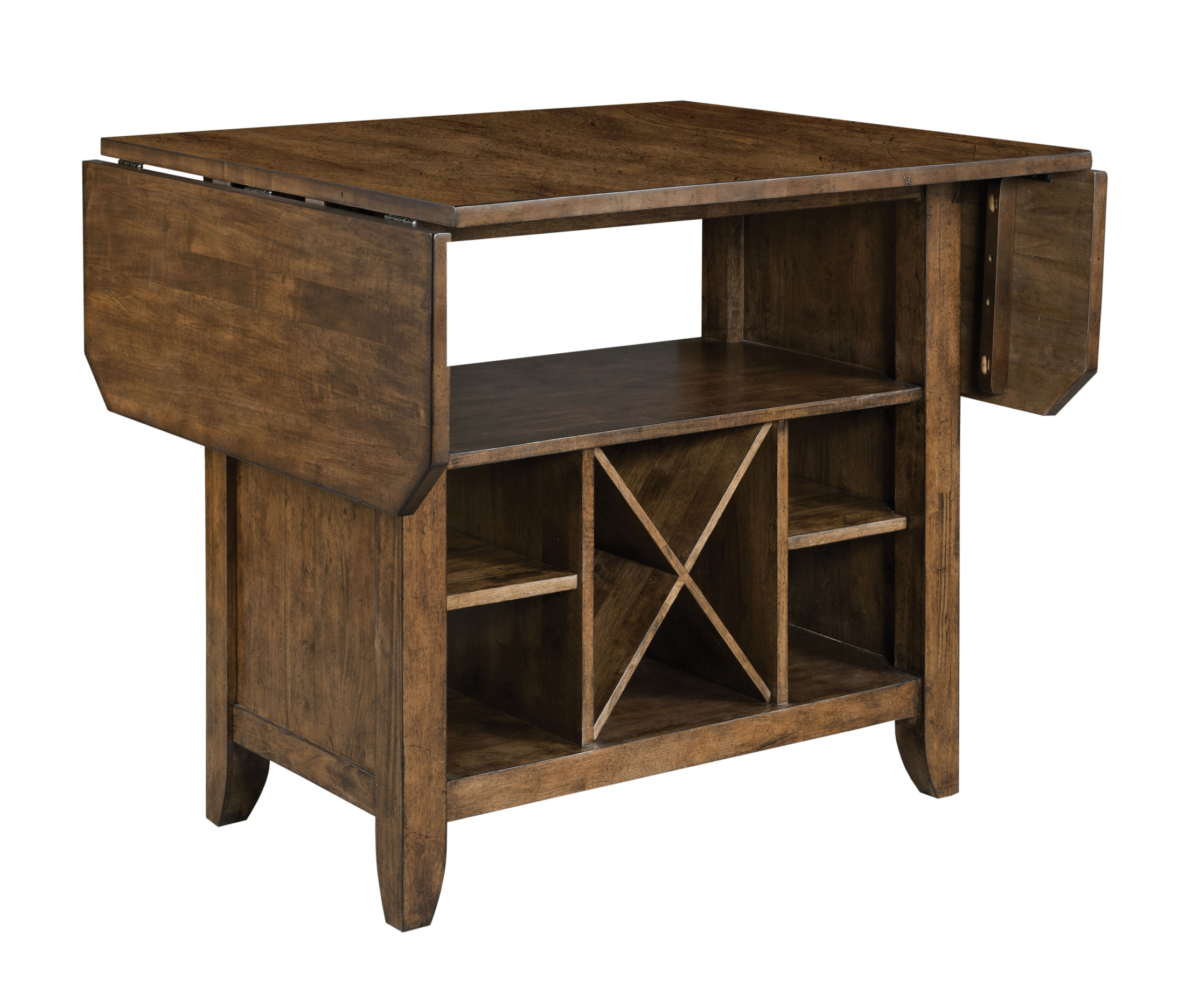 Kincaid The Nook Maple Kitchen Island  Nook Collection 6