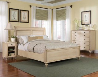 furniture row bedroom durham antique sleigh cream savile footboard low bed queen 1stopbedrooms king 127b