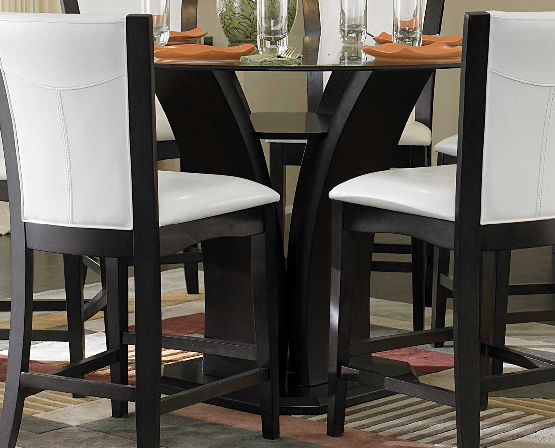 Daisy Round Counter Height Table 1stopbedrooms