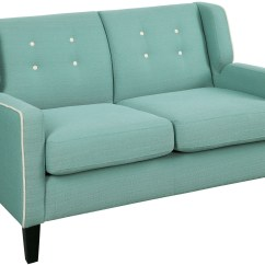 Teal Accent Chair Folding Boat Chairs Homelegance Roweena Collection Media Gallery