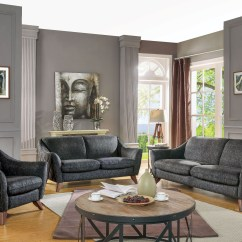 Vintage Living Room Sets Ideas For Mobile Homes Acme Daffodil Set Collection 4 Media Gallery