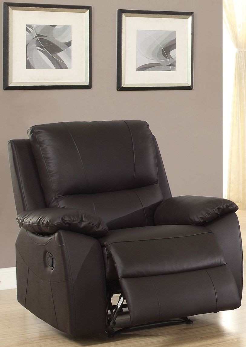 Double Recliner Chair Greeley Brown Double Reclining Living Room Set