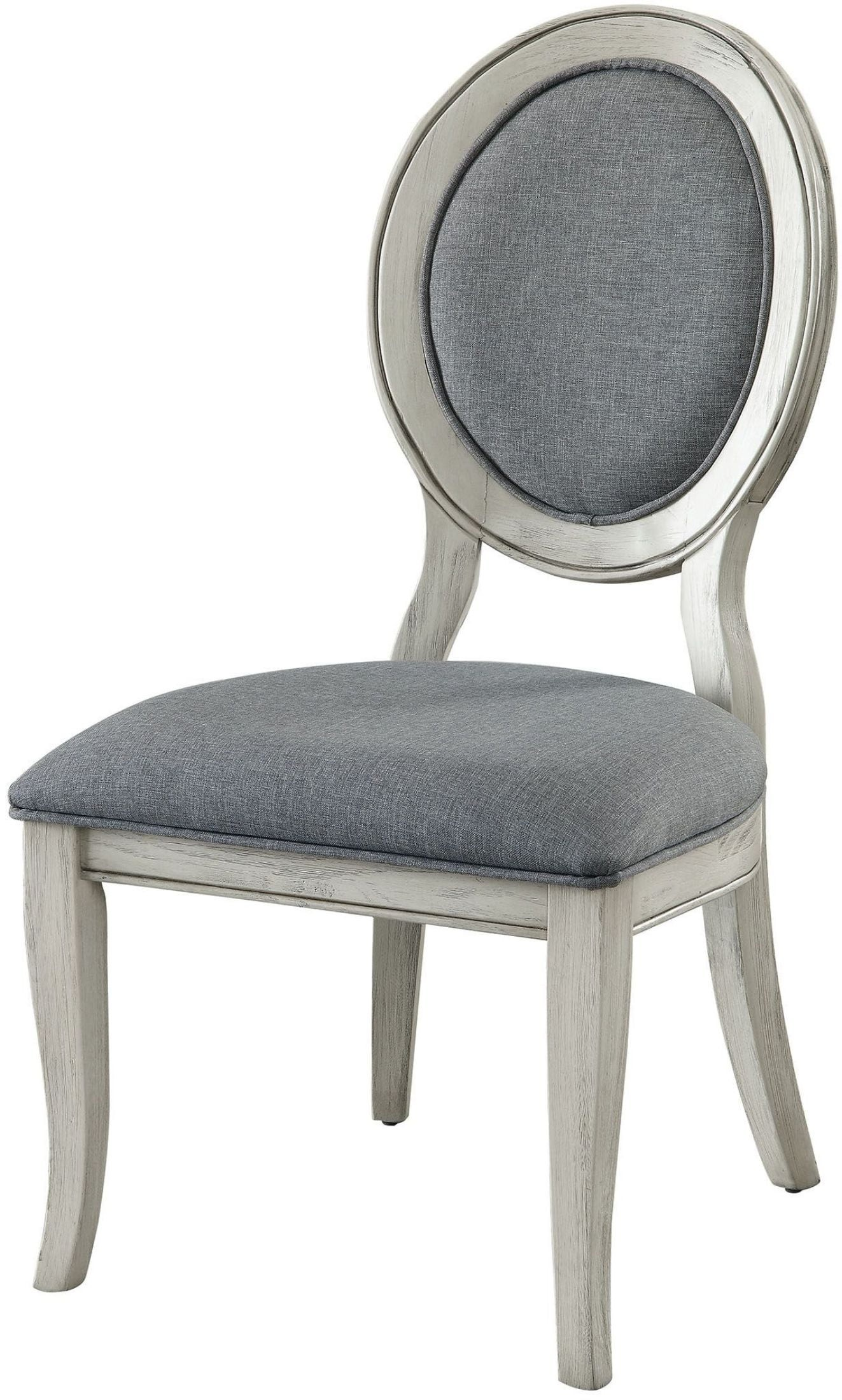 White Dining Room Chair Kathryn Antique White Dining Room Set
