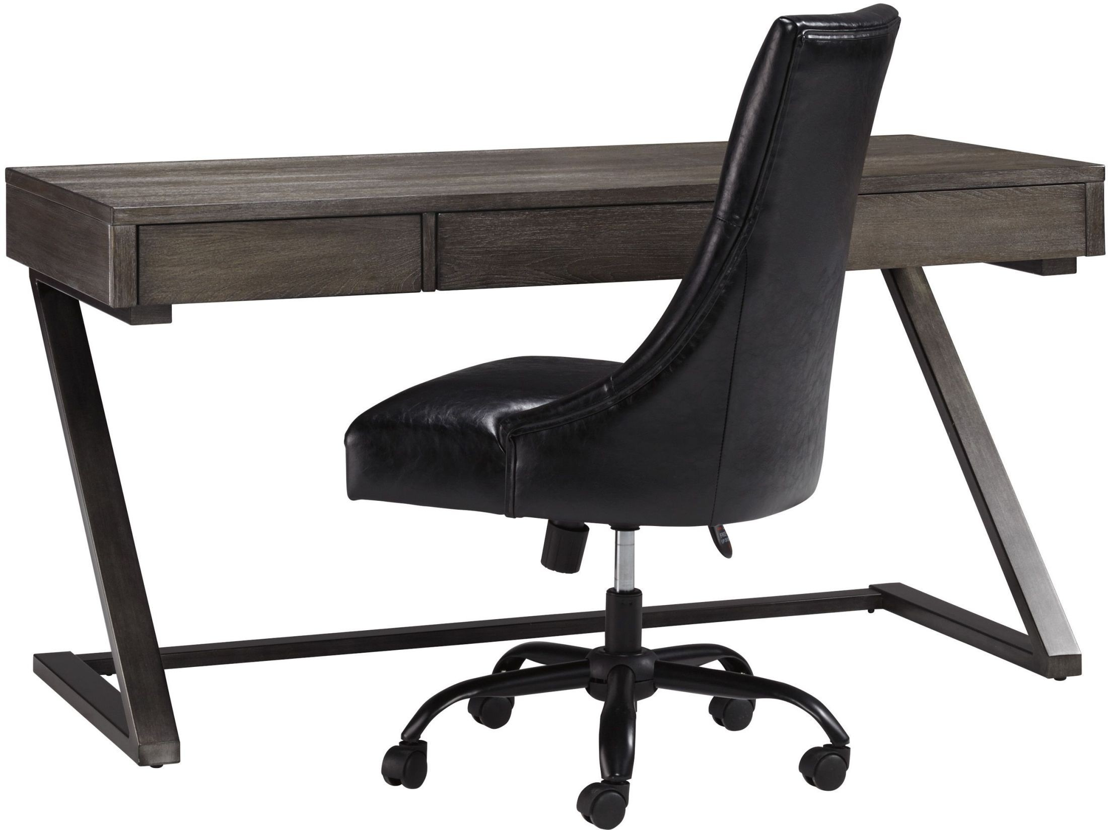 Home Office Desk Chairs Adjustable Black Home Office Swivel Desk Chair