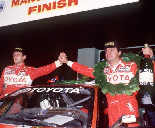 Resultado de imagen de Carlos Sainz 1992