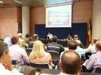La CHE presenta el proyecto del Plan de Gestión de Riesgo de Inundaciones