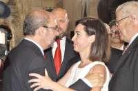 Lambán apuesta por los municipios para impulsar el desarrollo de Aragón