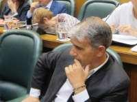 Pleno.- Juan Martín (CHA) deja su escaño en el Ayuntamiento porque
