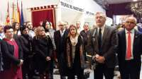 Olona anuncia el inicio de las obras del regadío de Sarrión en el primer semestre de 2016