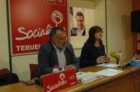 Julia Vicente (PSOE) asegura que los presupuestos del Gobierno aragonés son