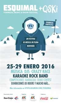 La estación Formigal-Panticosa organiza el primer Festival Esquimal +QSKI Music & Snow