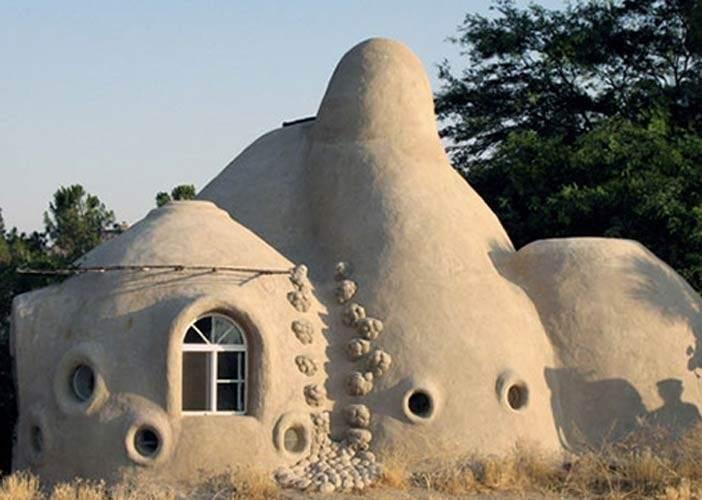 Casas de superadobe o cmo recuperar los antiguos mtodos de construccin