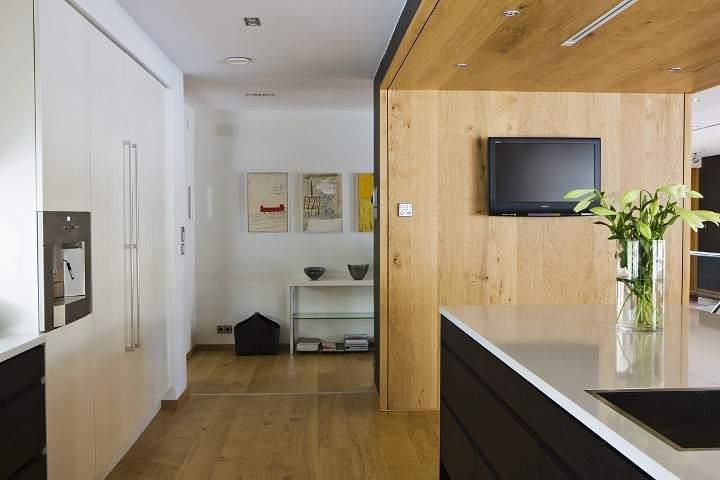 Algunas ideas para separar espacios en un estudio o loft