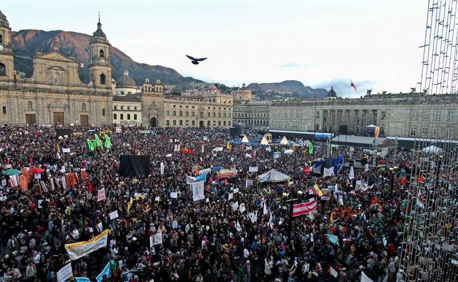Protestas Masivas Y Preocupación De La Onu Tras El Cese