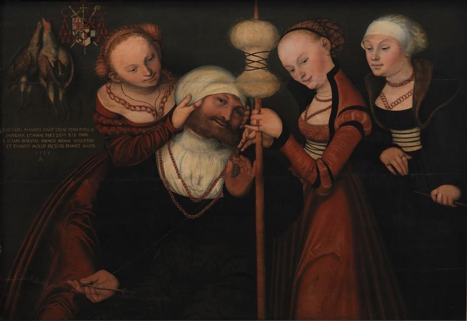 Obra de Lucas Cranach el Joven
