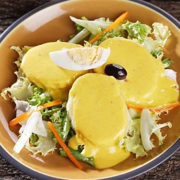 Comida peruana y reciclaje culinario