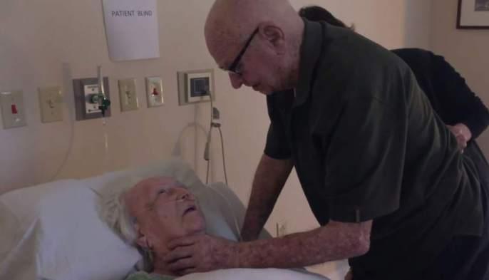 Resultado de imagen de La historia de amor de Laura y Howard, de 93 y 92
