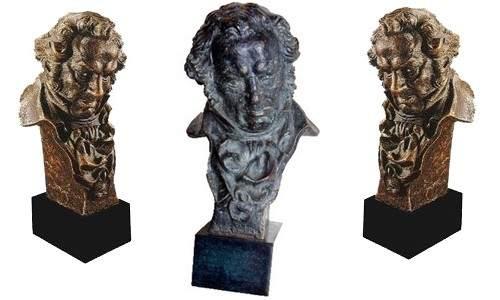 Resultado de imagen de premios goya