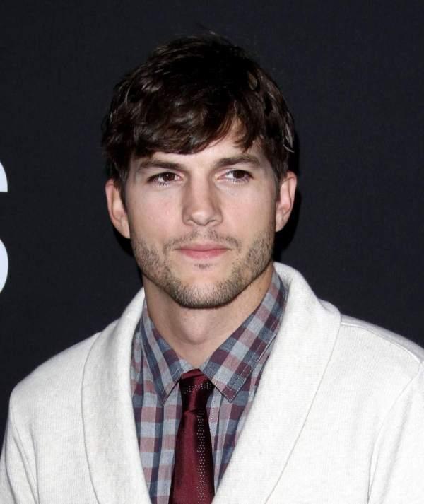 """Ashton Kutcher """"orgulloso De Natalie"""" Por Denunciar La"""