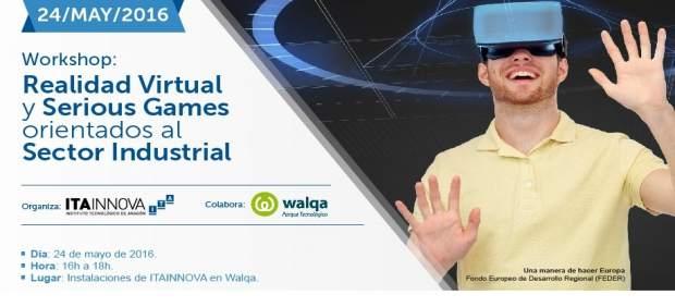Jornada en Walqa sobre realidad virtual.