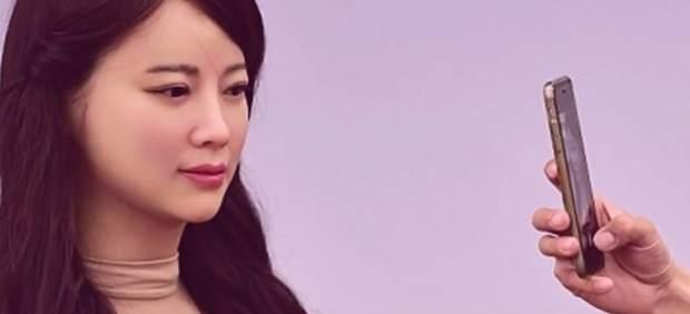 La robot china Jia Jia