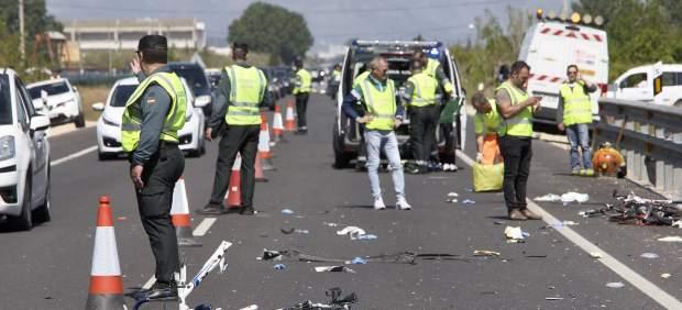 Dos corredores muertos y 3 heridos al ser arrollados por una conductora que iba bebida y drogada
