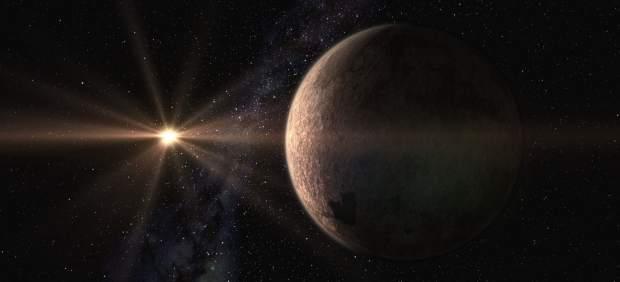 Descubren una supertierra en la región de habitabilidad de una estrella fría