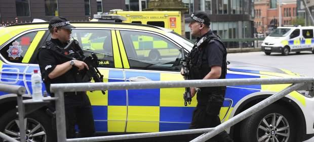 Policía, Mánchester