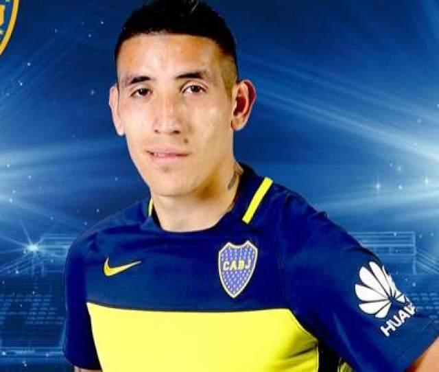 Ricardo Centurion Futbolista De Boca Juniors Denunciado Por Violencia Machista