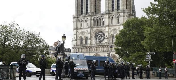 Incidente en Notre Dame