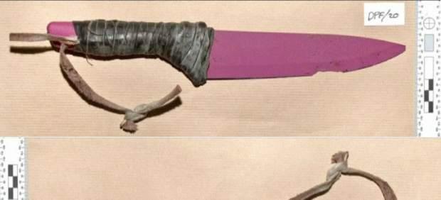 Armas del asalto de Londres
