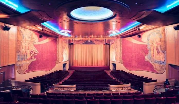 Resultado de imagen para Orinda Theater, California, EEUU