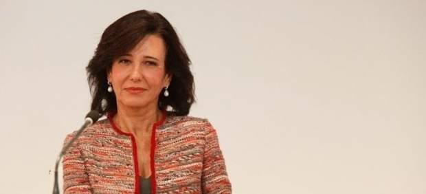 Ana Botín, presidente del Banco Santander