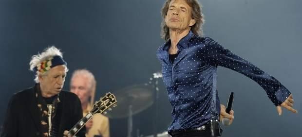 Los Rolling Stones, en Barcelona