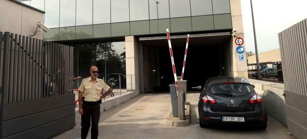 La Guarda Civil, en el CTTI
