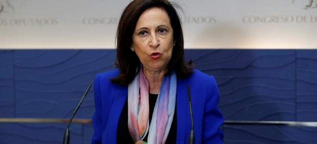 La portavoz del PSOE en el Congreso, Margarita Robles.