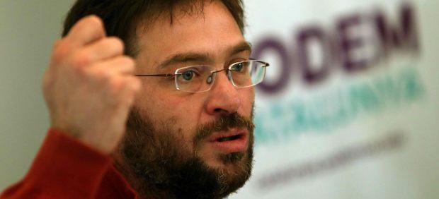 Fachin dimite cual secretario general de Podem