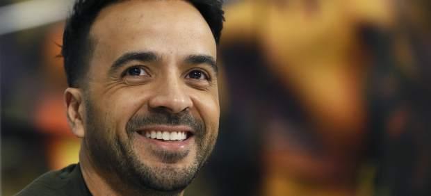 El cantante puertorriqueño Luis Fonsi en Moscú