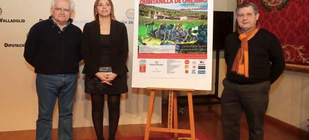 Presentación de la carrera en la Diputación.