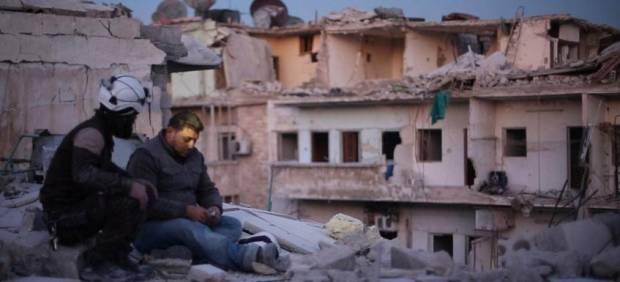 Last Men in Aleppo película documental Óscar