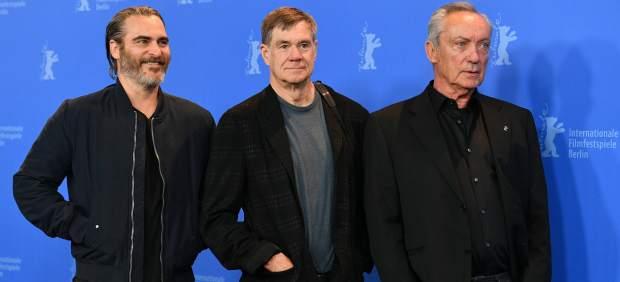 Joaquin Phoenix, Gus Van Sant, Udo Kier