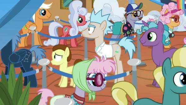 'My Little Pony: Friendship Is Magic'