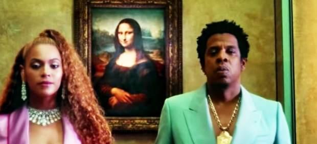 Beyoncé y Jay Z.