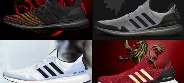 Zapatillas Adidas Juego de Tronos