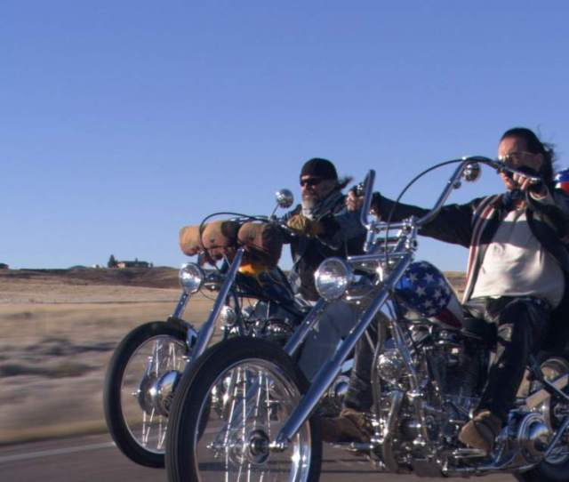 Easy Rider The Ride Back 2013