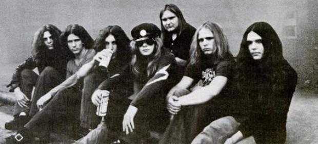 La banda Lynyrd Skynyrd.