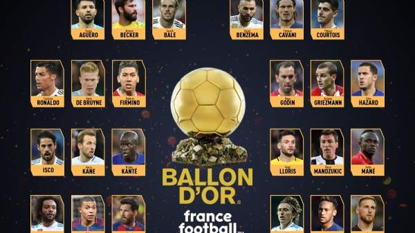Balón De Oro France Football Ya Se Lo Ha Comunicado Al